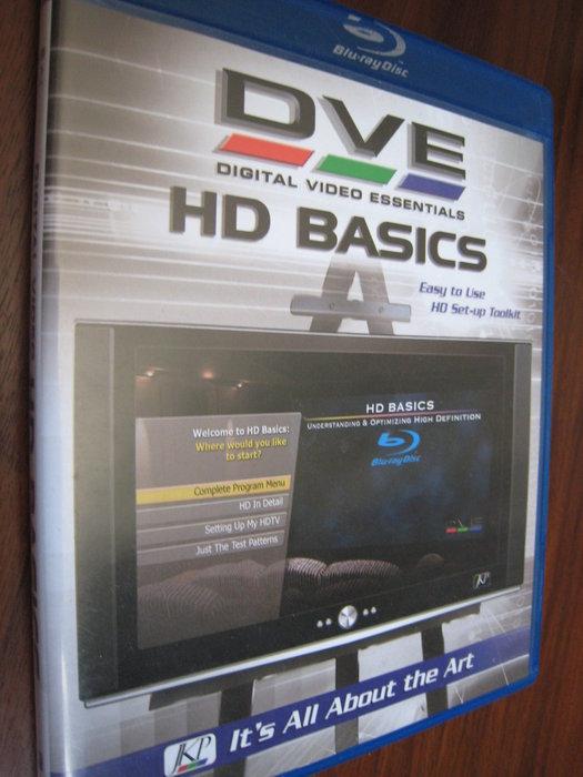 DVE Blu-Ray.