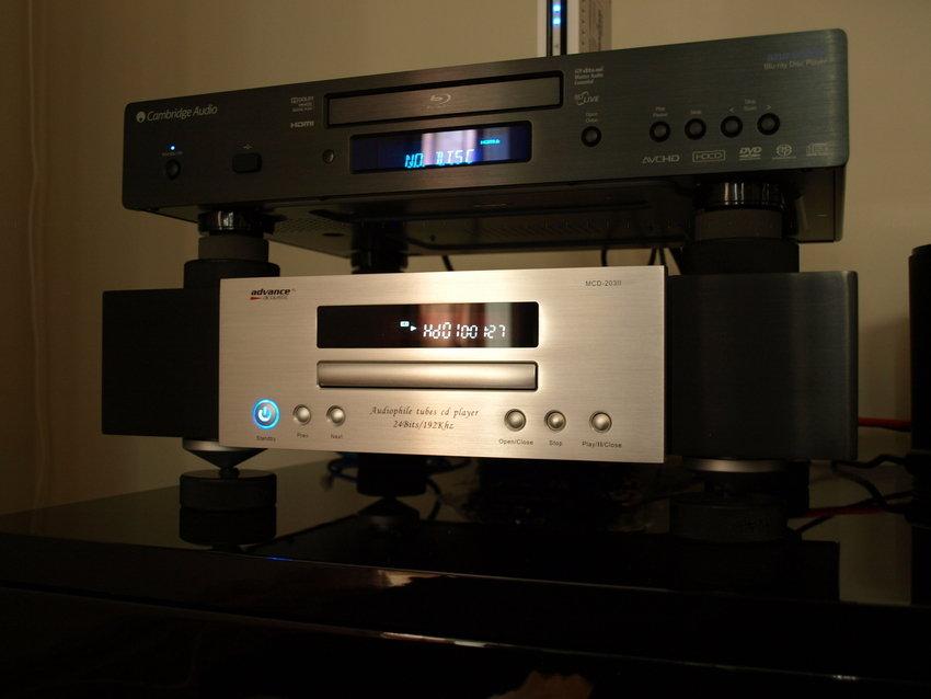 Rör-CD & Blu-Ray