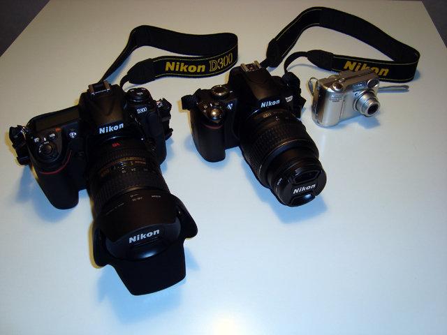 Min Nikon Arme