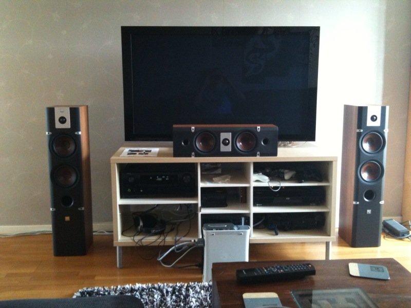 Nya högtalare - Dali