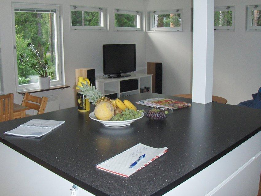 Utsikt från köket