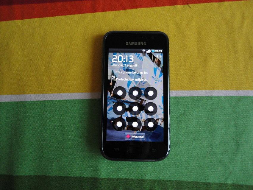 Samsung Galaxy S start