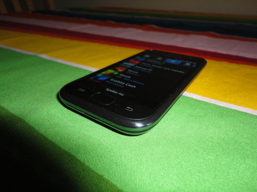 Samsung Galaxy S sidan