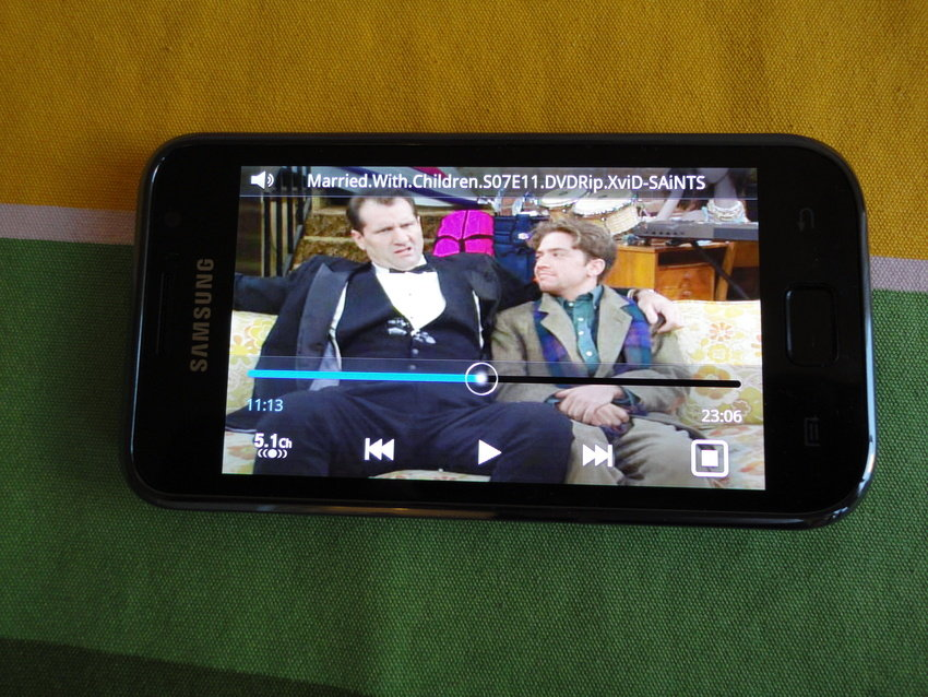 Samsung Galaxy S - film
