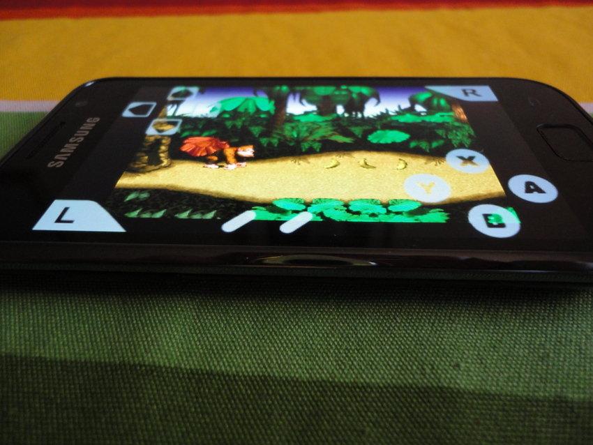 Samsung Galaxy S - spel