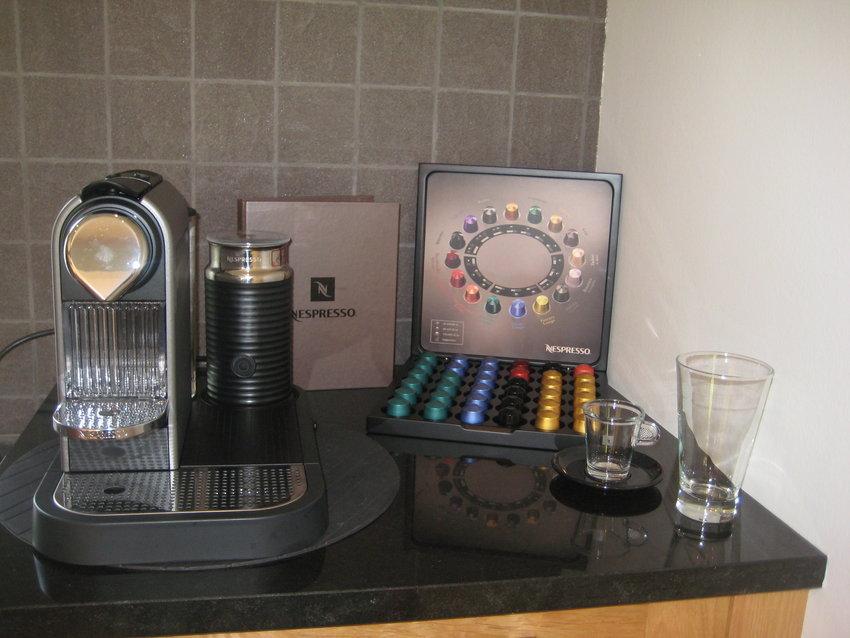 Perfekta platsen för kaffet!
