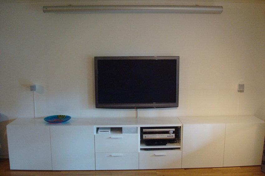 TVn på plats
