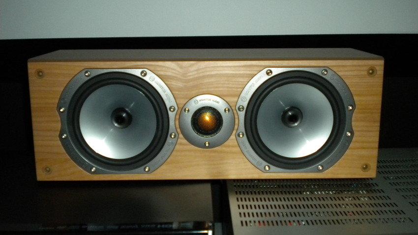 centern, monitor audio bronz