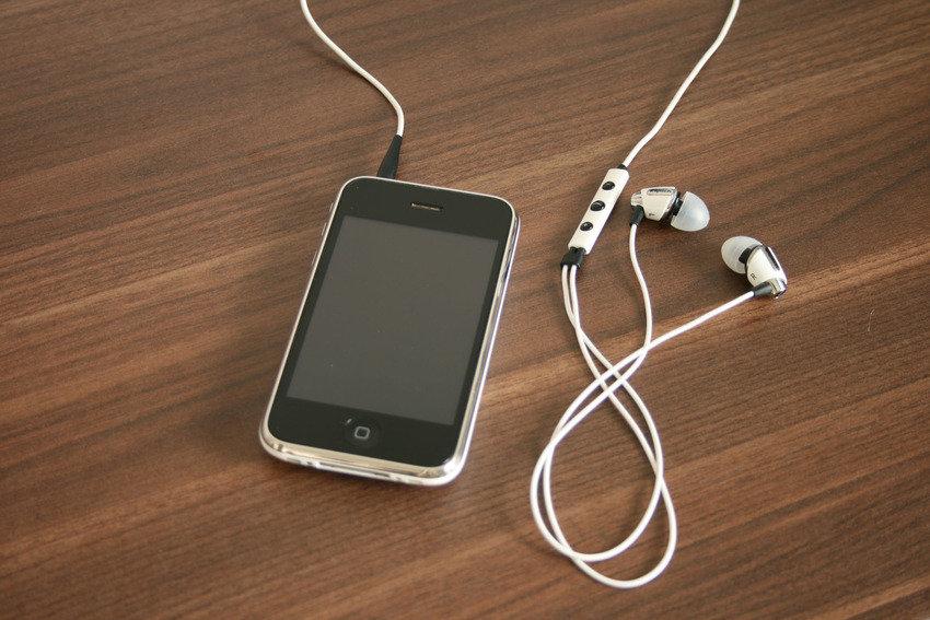 Iphone + klipsch
