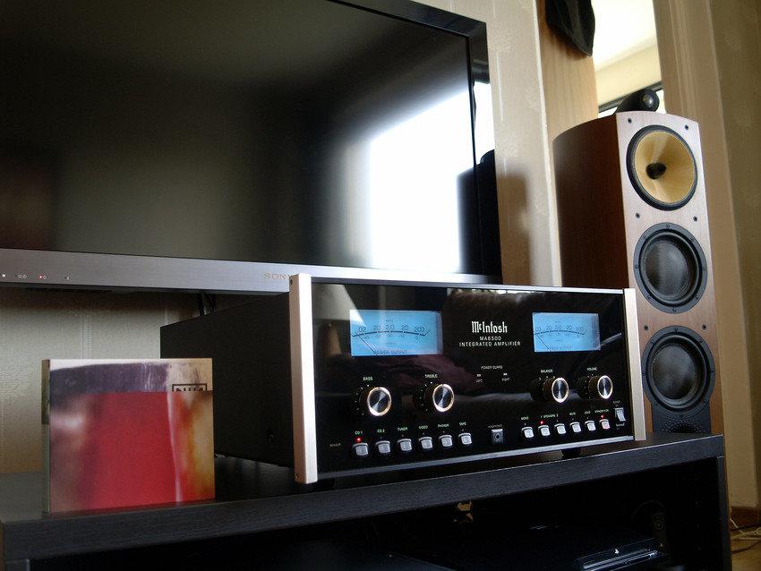 MA6500 och B&W N804