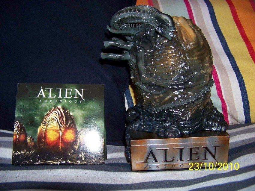 Alien Anthology Egg (6-disc blu-ray box)