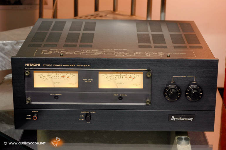 Slutsteg Hitachi HMA-8300