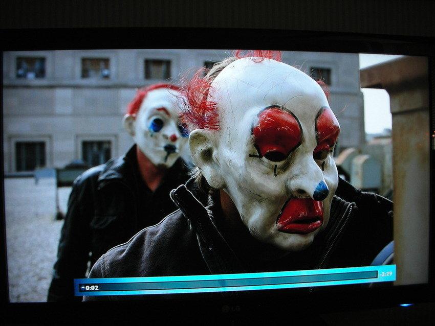 The Dark Knight Blu-Ray