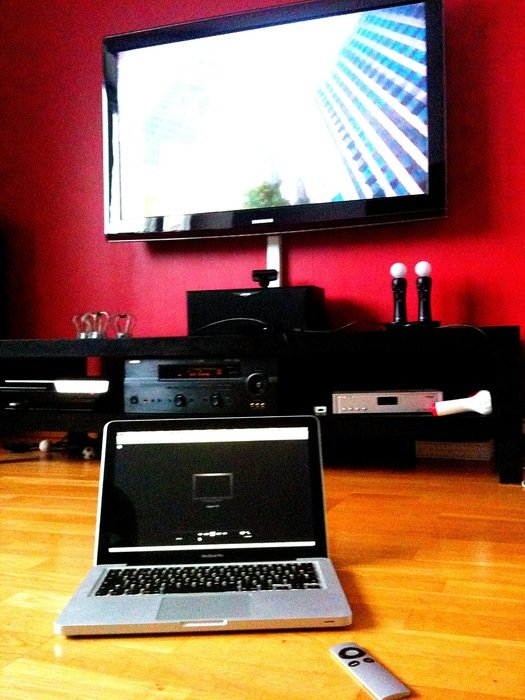 Airplay med AppleTV2