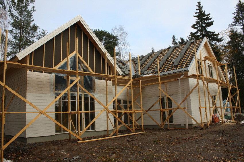 Det nya huset