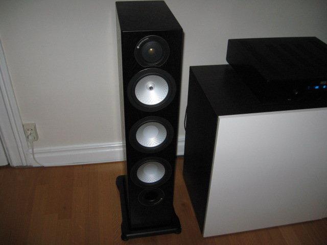 Monitor Audio Silver RX8
