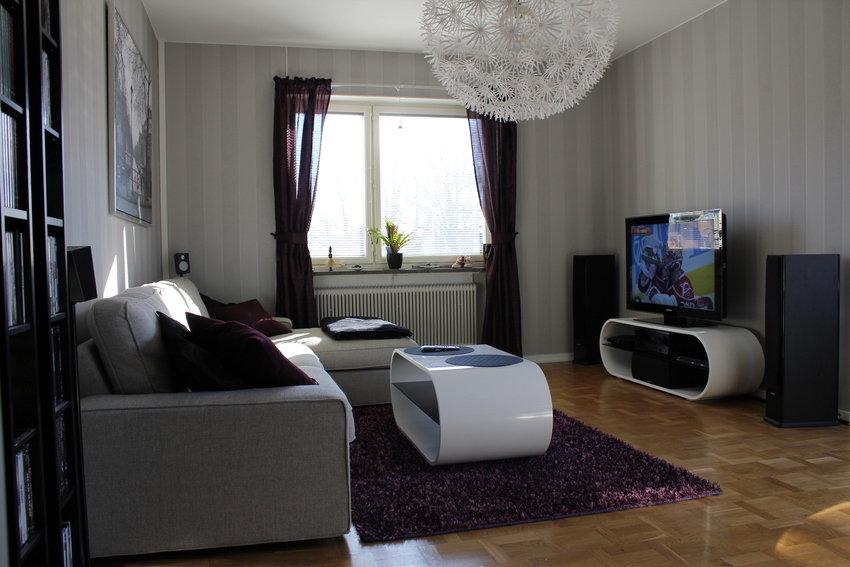 Nya möbler, färger och annat skoj