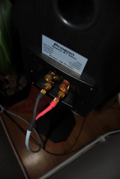 Hemmaterminerade kabelkontakter