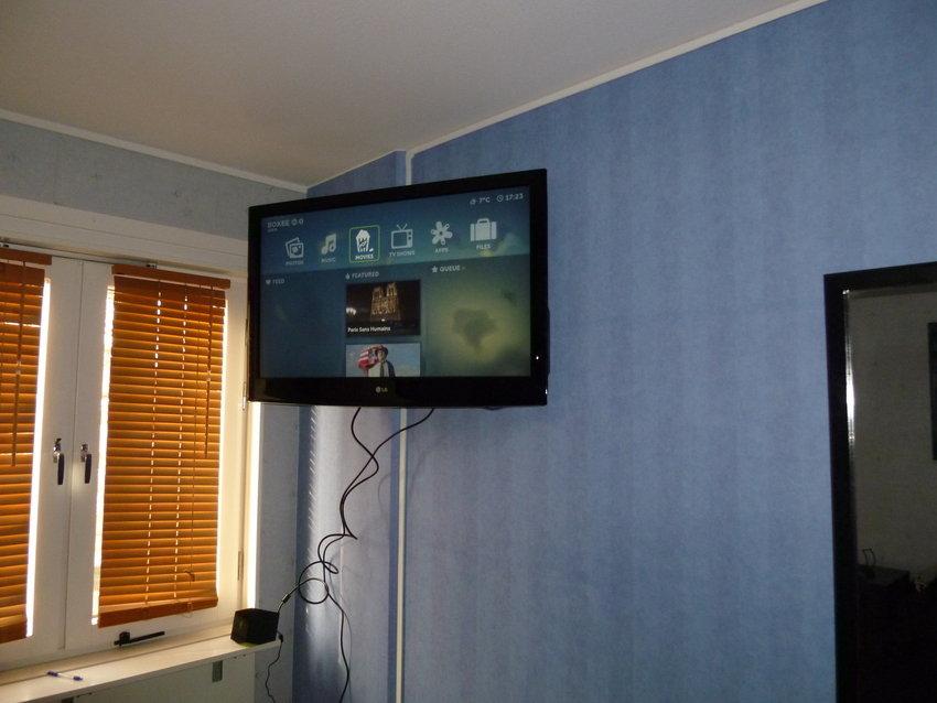 TVn i sovrummet!