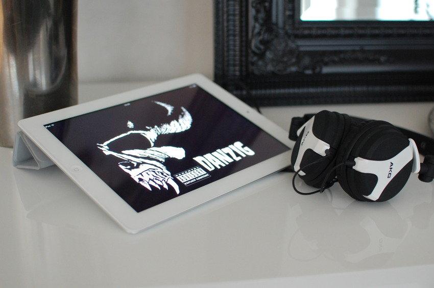 iPad 2 med favorit lurarna.