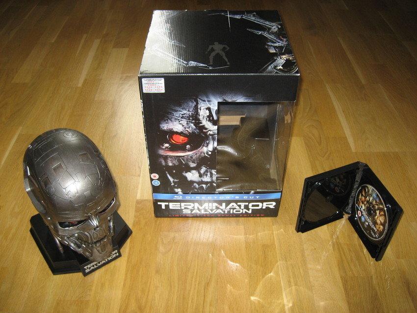 Terminator Salvation - Limited Edition