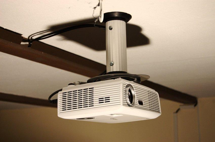 Ny projektor! =D