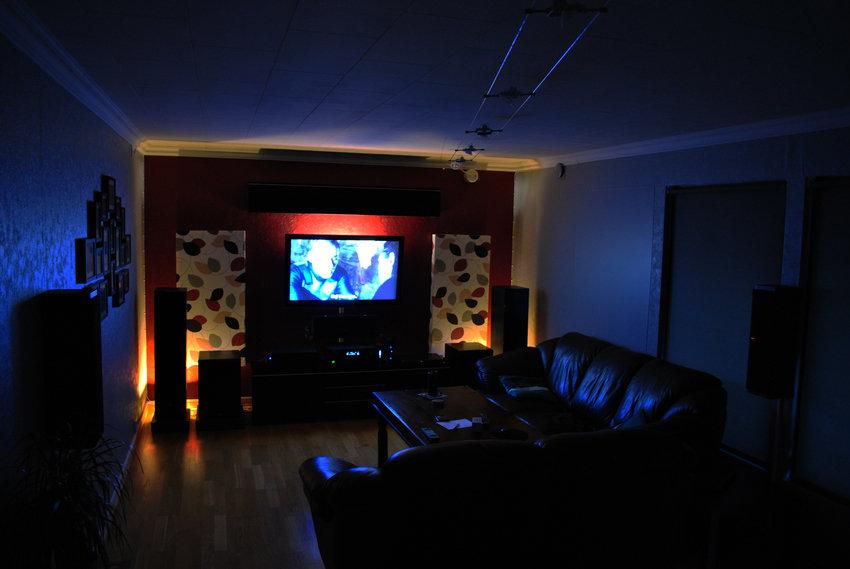 Mörkt rum - film på