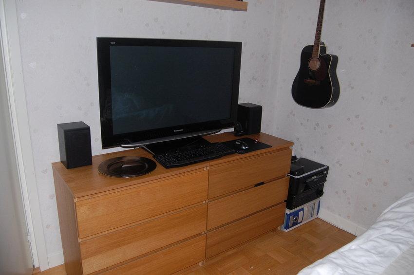 Sovrums setup.