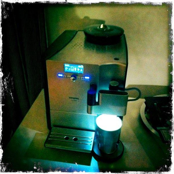 Kaffemaskinen - Siemens EQ.7 Plus