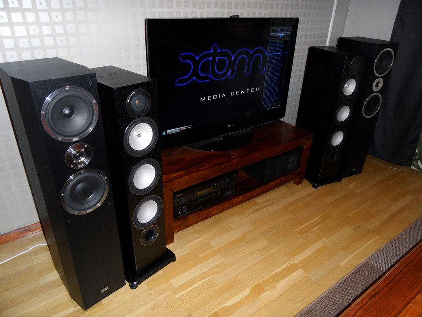 Monitor Audio RX8 vs Heco Metas 500