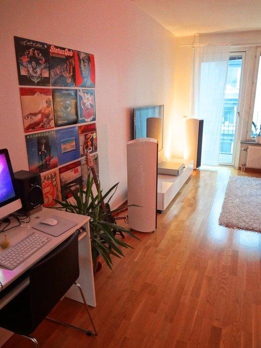 Nuvarande setup.