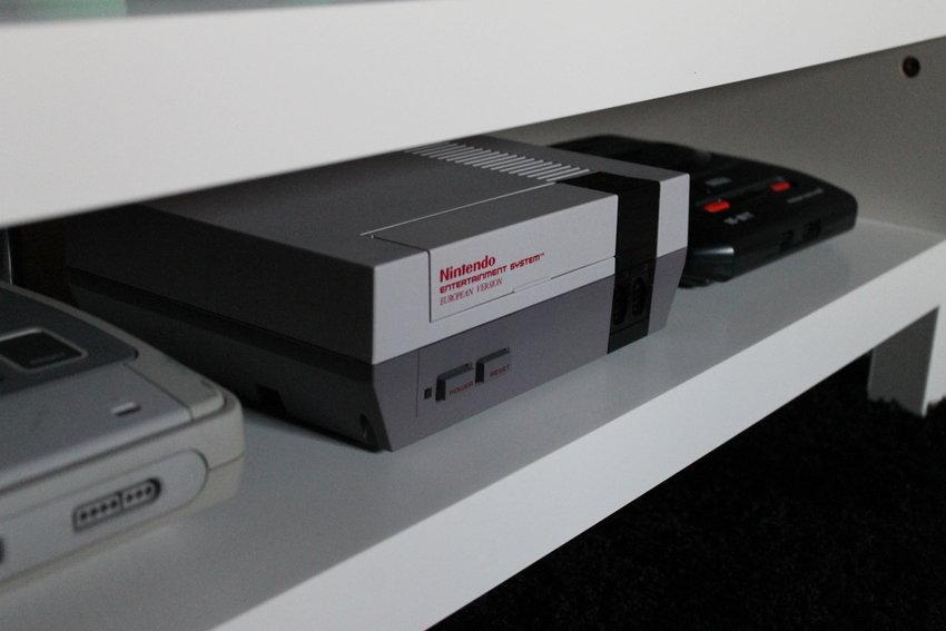Retro konsoler