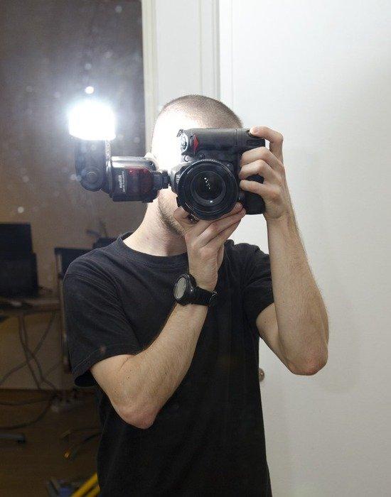 Min nuvarande kamerautrustning