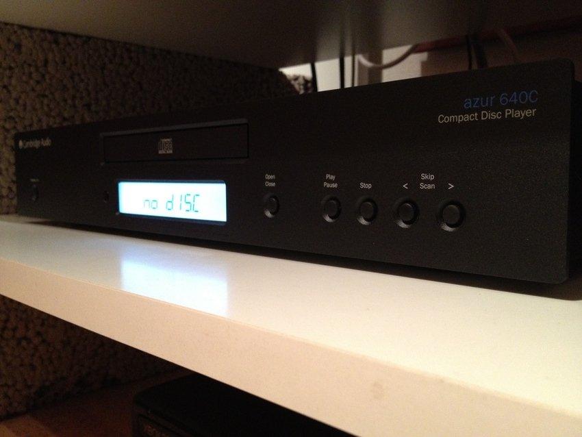 Cambridge Audio Azur 640C v.2