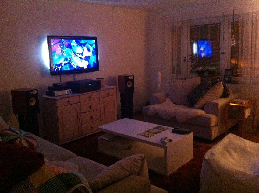 Ny möblering!