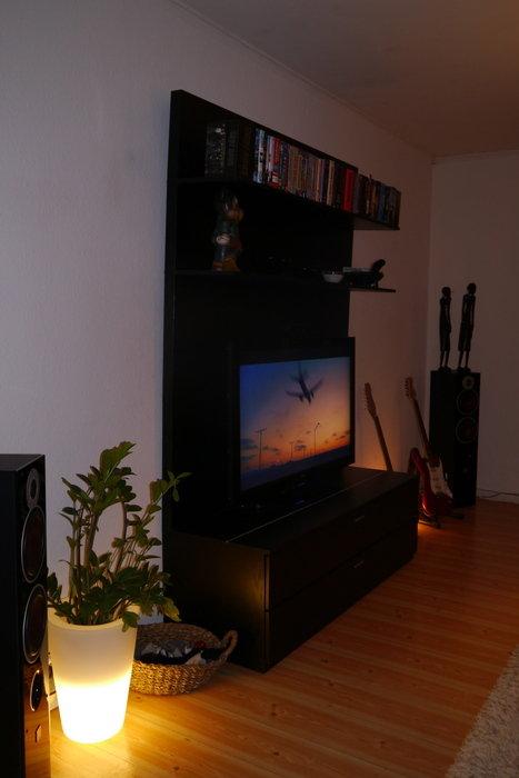 Tv-väggen