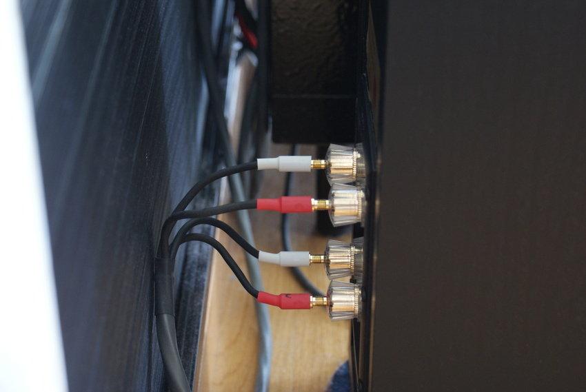 Ikon 6 med bi-wire