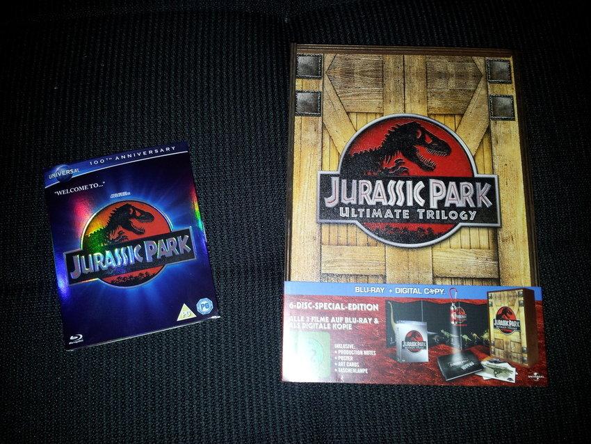 Jurassic Park x2