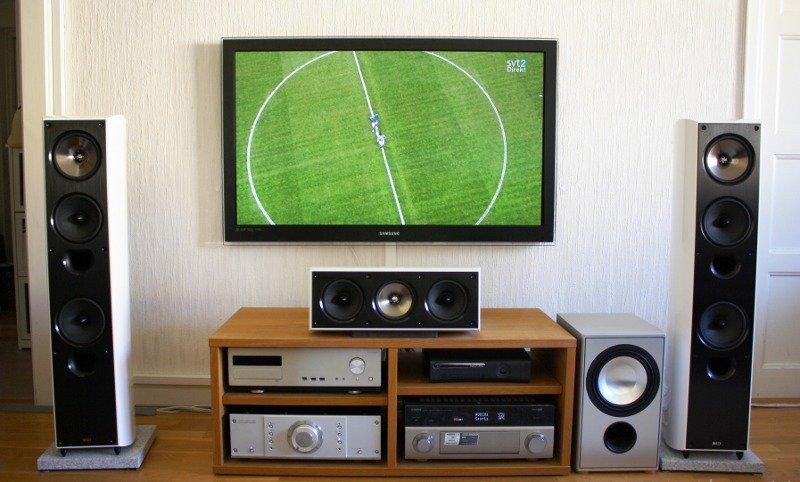 Äldre setup