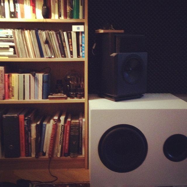 Ino Audio i14 + ProfundusY-modul
