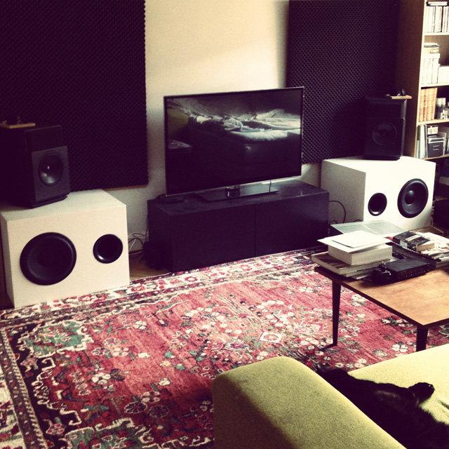 Ino Audio i14 + ProfundusY-2