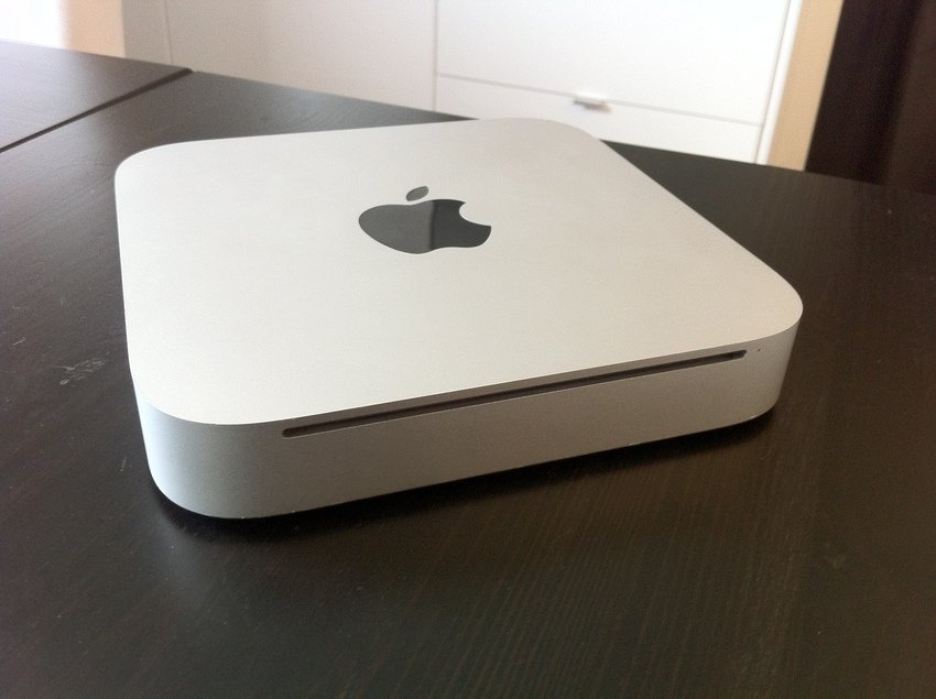 Mac Mini 2010, skal från eBay