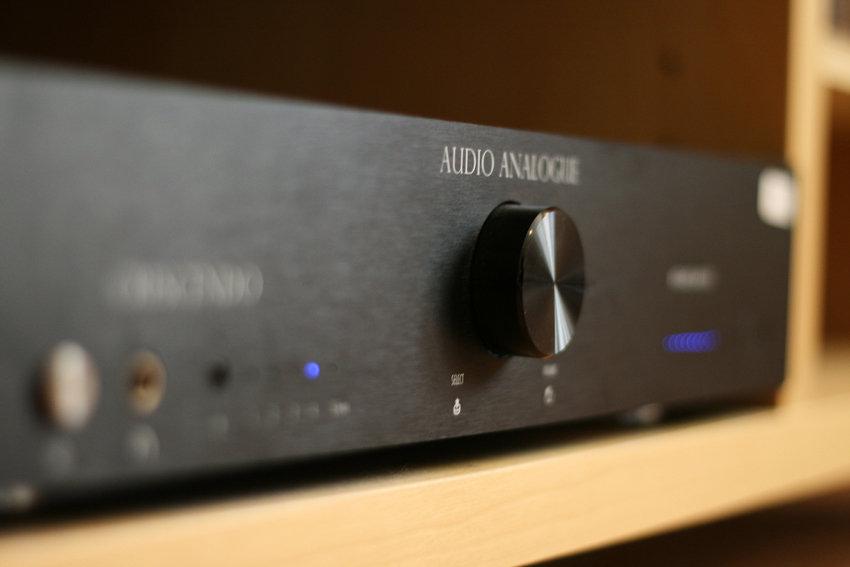 Audio Analogue Crescendo