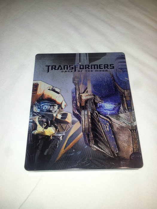 Transformers: Dark of The Moon Steelbook