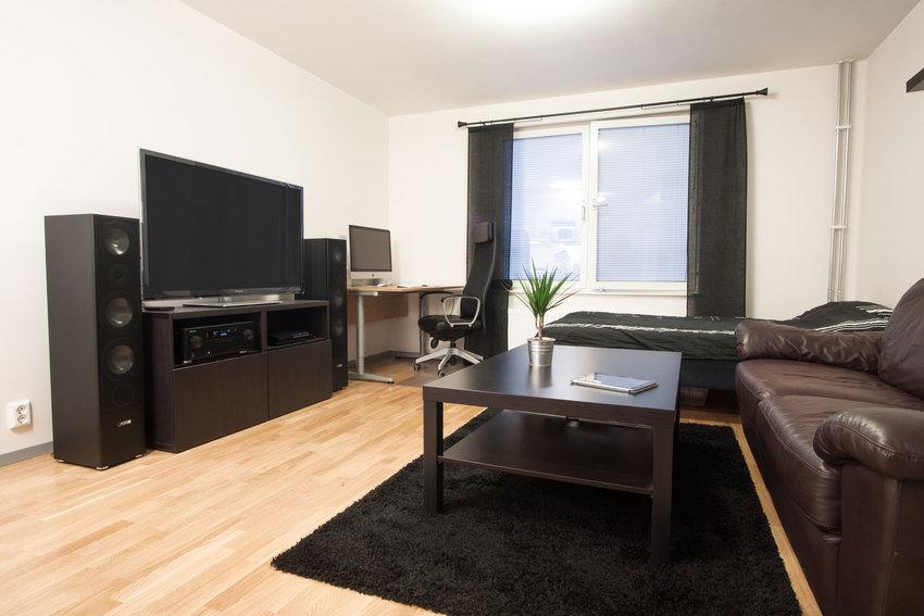 Colonia, Linköping, 26 kvm studentbostad.