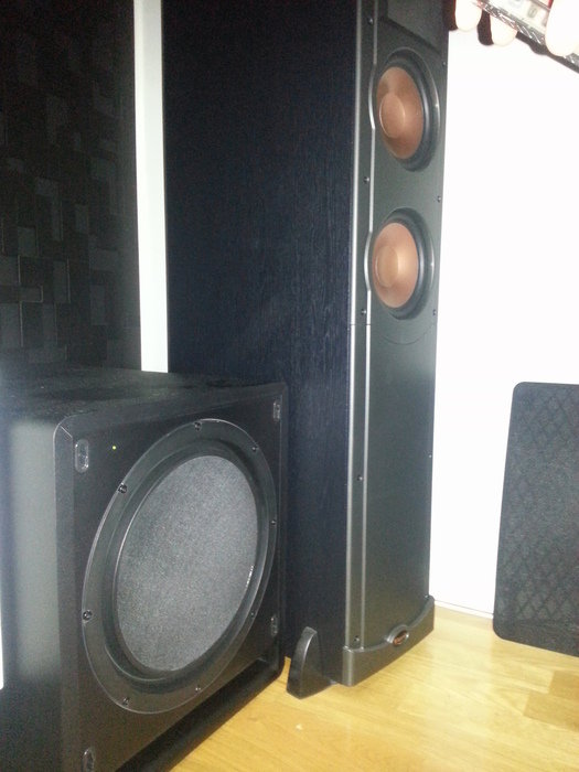 images of klipsch sw 112 subwoofer. Black Bedroom Furniture Sets. Home Design Ideas