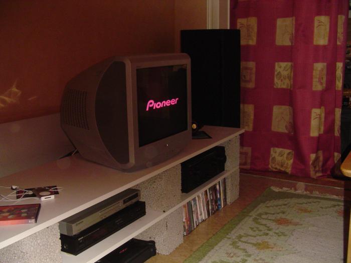 tv/hifibänken