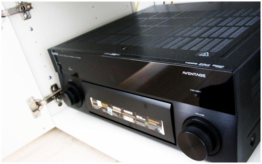 Nya Förstärkaren RX-A1020