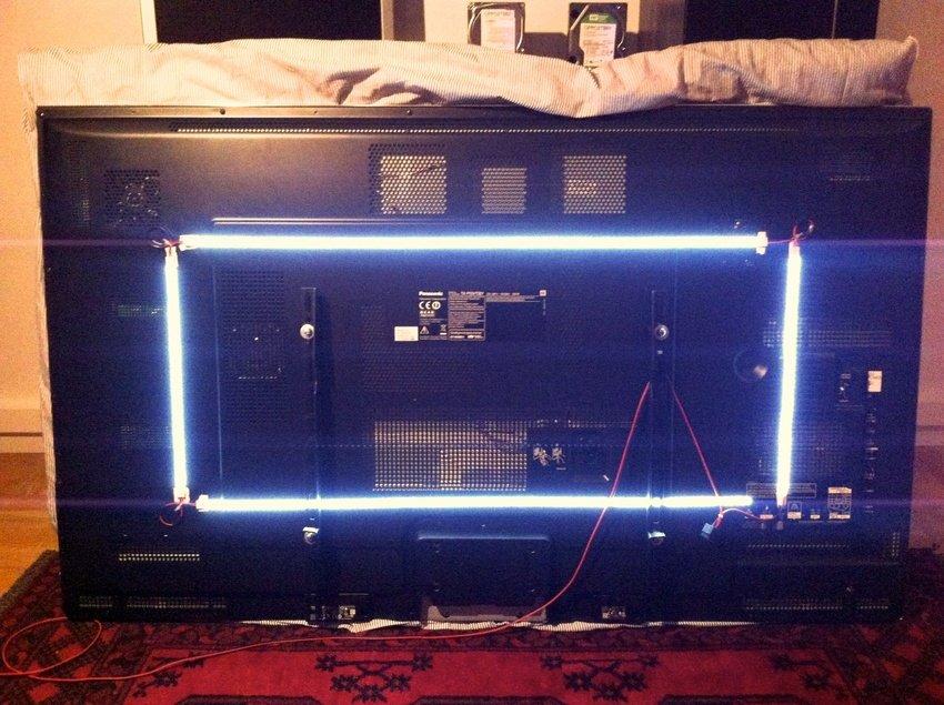 Montering LEDtejp