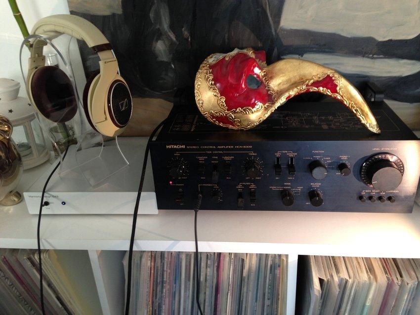 Hörlursriggen